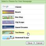 Tip Thursday: Personalize Google