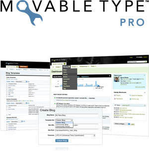 Movable Type Pro