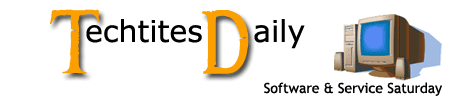 Techtites Daily: Service Saturday