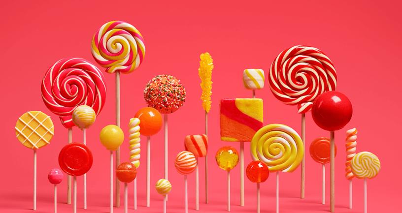 Nexus Lollipop