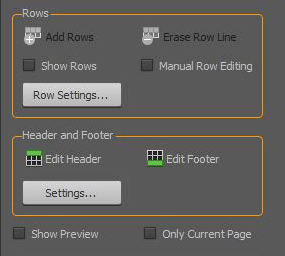 Add rows