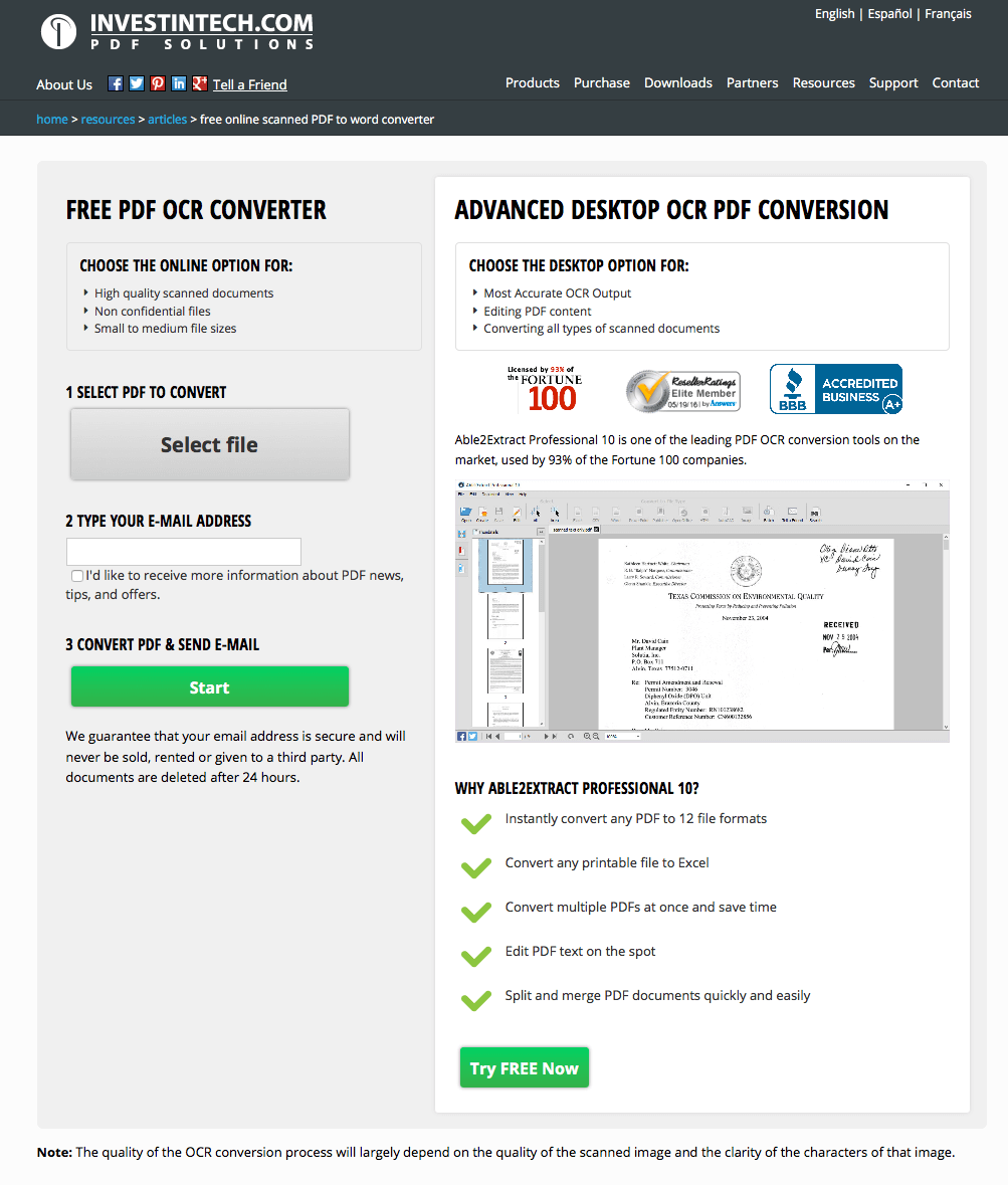 pdf converter to word free software online