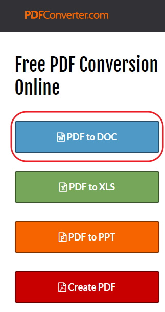 How to Convert Scanned PDFs with PDF Converter