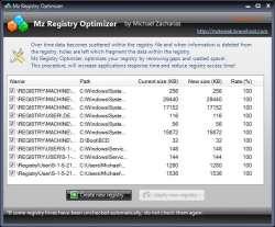 Mz Registry Optimizer